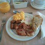 Restaurante - Pequeno Almoço