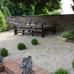 Pellegrini courtyard