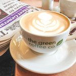 Coffee and free papers
