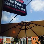 Prime Smokehouse Outside