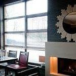 The River Inn, Garden Lounge