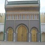King's Palace doors