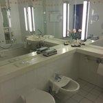 """""""Historic"""" Room 136 bathroom"""