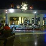 casino , limousine de Maddona