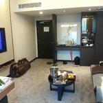 Suite (Living area)