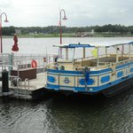 Water Taxi to resorts