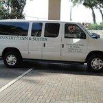 Hotel Shuttle to the Seminole Hardrock