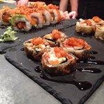 Chef uramaki e furai special!!senza parole!