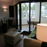 Living Area/Balcony