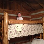Top bunk fun