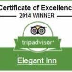 Tripadvisor's  2014 award