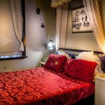 The Kimberley Room suitable for single or double stay with en suite