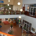 Madang Resort Foyer