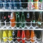 We have some Mexican sodas
