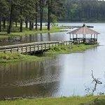 Choctaw Lake gazebo