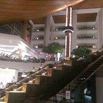 Foyer of Gran Melia