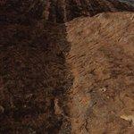 So sieht der Ayers Rock oben aus