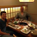 Restaurante Coreano  Gyoungbokkund  do hotel