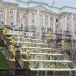 Peterhof...   don't miss it!