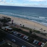 view of the beach from RM1005