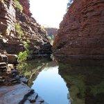Joffre's gorge