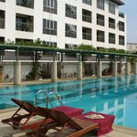 Foto de The Ravipha Residential and Serviced Apartments