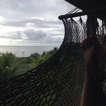 Pacific view from the hammock
