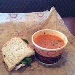 Pick Two - Soup/Sandwich Deal