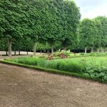 Beautiful formal gardens too.