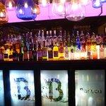 Funky bar!