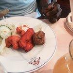 poulet tandoori, vraiment bon