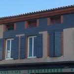 Hotel Front / Façade