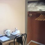 Room facilities / Penderie