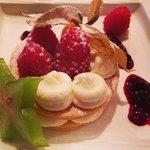 Dessert. Yum!!