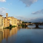 Arno River early morning