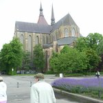 Exterior of Church of Our Lady Rostock