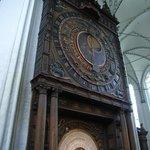 The astronomical clock - built 1472