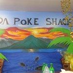 Da Poke Shack now at Mile Marker 106, Captain Cook , HI