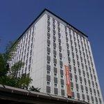 アパホテル京成成田駅前の外観