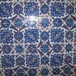 Rüstem Pasha, mosaici