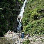 Jugni falls. Near vashist kund