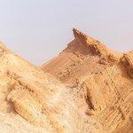 песочные горы