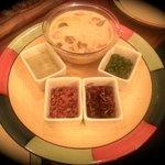 Veg Khao Suey @ Quesa Lounge