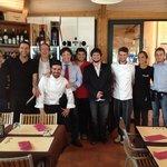 Staff FID e staff Cucina Maremma San Souci