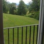 Blick aus Fenster DZ