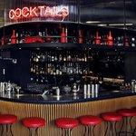 The Rock & Balls cocktail bar