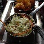 loved the italian coleslaw