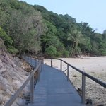 Route to Beach No. 4