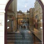 galleries on Rue de Seine