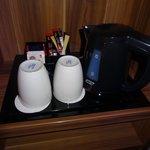 Перед сном можно выпить чай-кофе